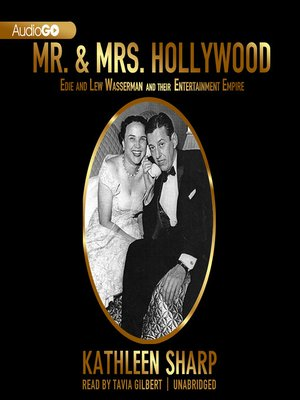 cover image of Mr. & Mrs. Hollywood