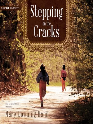 cover image of Stepping on the Cracks