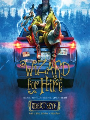 cover image of Wizard for Hire
