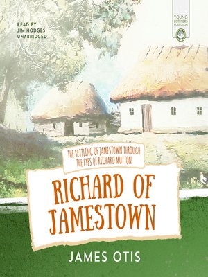 cover image of Richard of Jamestown