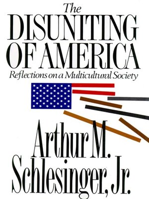 cover image of The Disuniting of America