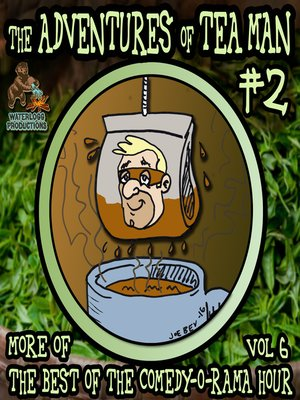 cover image of The Adventures of Tea Man, Volume 2
