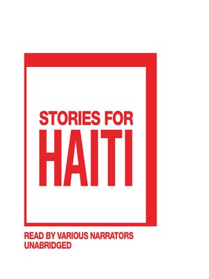 cover image of Stories for Haiti