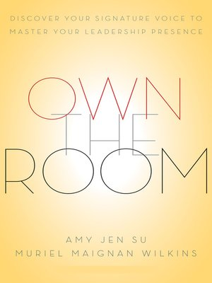 cover image of Own the Room