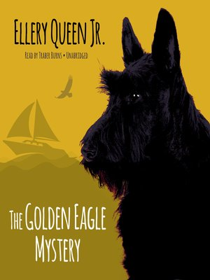 cover image of The Golden Eagle Mystery