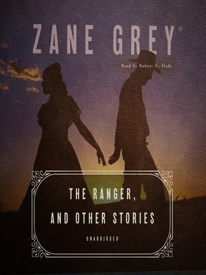 cover image of The Ranger, and Other Stories