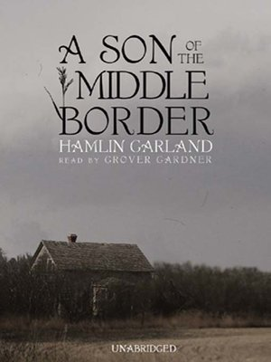 cover image of A Son of the Middle Border