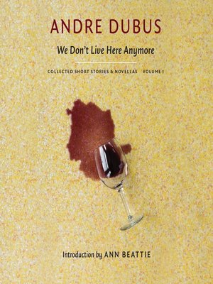 cover image of We Don't Live Here Anymore