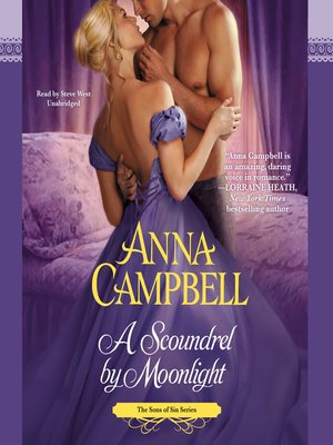 cover image of A Scoundrel by Moonlight
