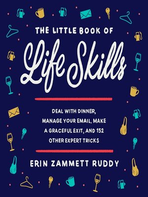cover image of The Little Book of Life Skills