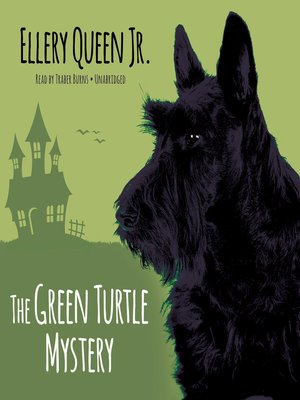 cover image of The Green Turtle Mystery