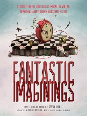 cover image of Fantastic Imaginings