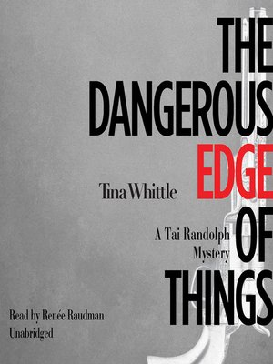 cover image of The Dangerous Edge of Things
