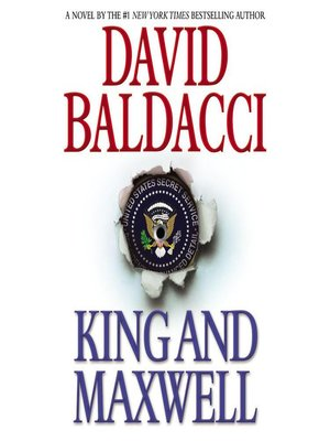 cover image of King and Maxwell
