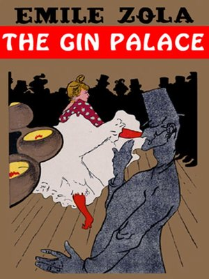 cover image of The Gin Palace