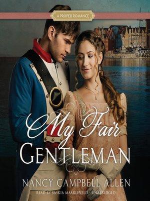 cover image of My Fair Gentleman