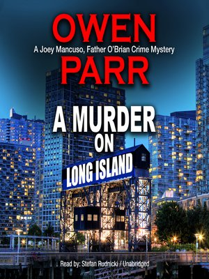 cover image of A Murder on Long Island