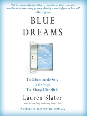 cover image of Blue Dreams
