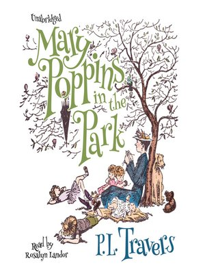 cover image of Mary Poppins in the Park