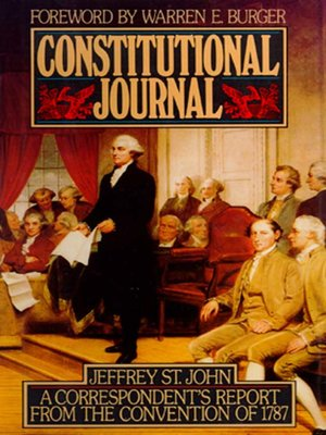 cover image of Constitutional Journal