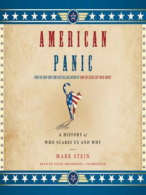 cover image of American Panic