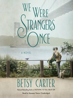 cover image of We Were Strangers Once