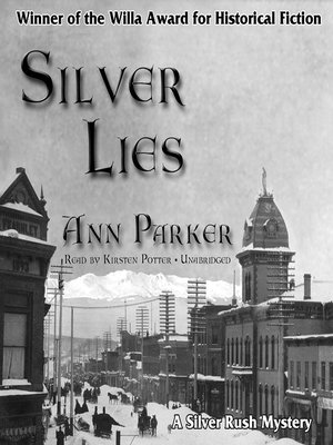cover image of Silver Lies