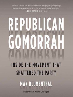 cover image of Republican Gomorrah