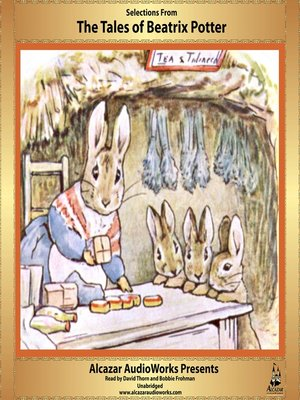 cover image of Selections from the Tales of Beatrix Potter