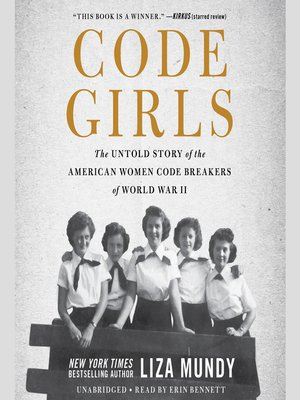 cover image of Code Girls
