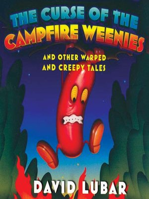 cover image of The Curse of the Campfire Weenies