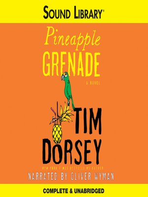 cover image of Pineapple Grenade