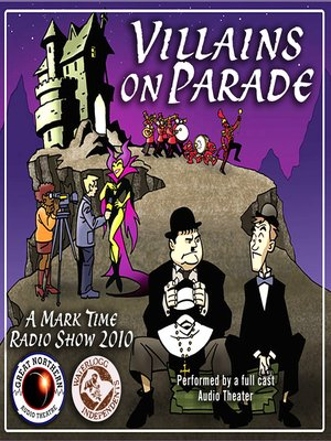 cover image of Villains on Parade