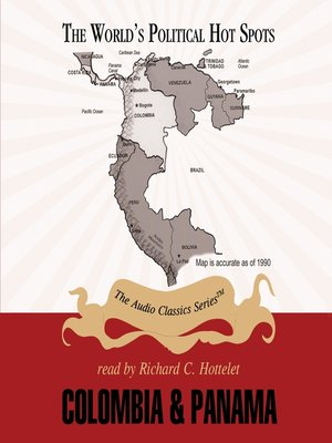 cover image of Colombia & Panama
