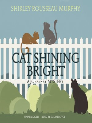 cover image of Cat Shining Bright