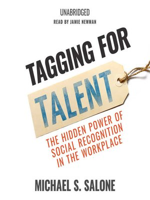 cover image of Tagging for Talent