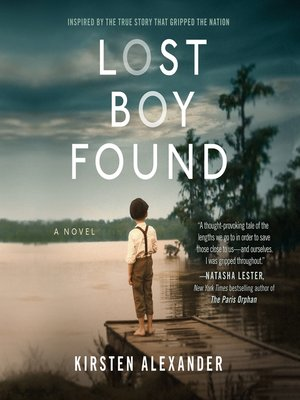 cover image of Lost Boy Found