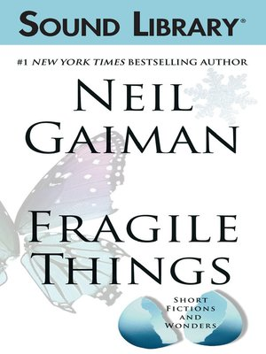 Fragile Things Neil Gaiman Epub