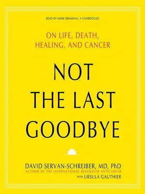cover image of Not the Last Goodbye