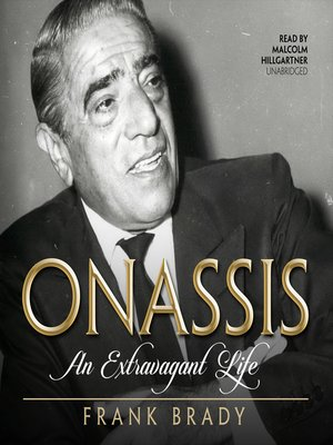 cover image of Onassis