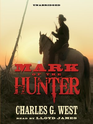 cover image of Mark of the Hunter