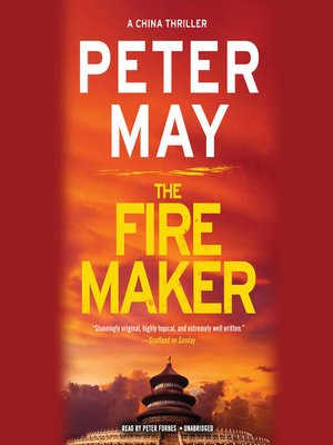 cover image of The Firemaker