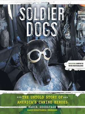 cover image of Soldier Dogs
