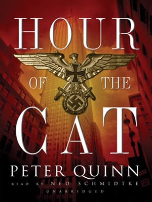 cover image of Hour of the Cat