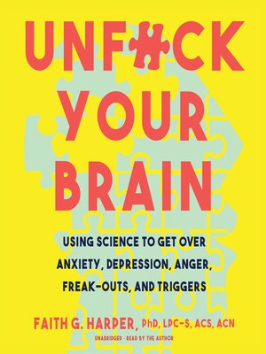 cover image of Unf*ck Your Brain
