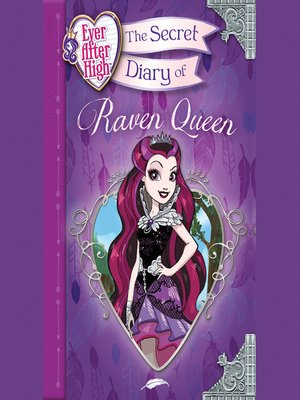 cover image of The Secret Diary of Raven Queen
