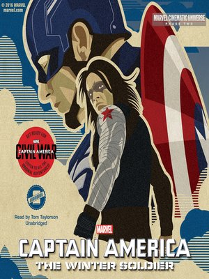 cover image of Phase Two: Marvel's Captain America: The Winter Soldier