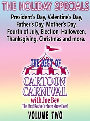 cover image of The Best of Cartoon Carnival, Volume 2