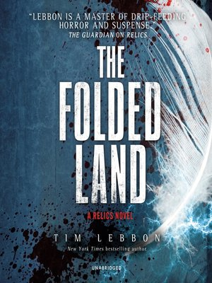 cover image of The Folded Land