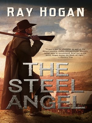 cover image of The Steel Angel